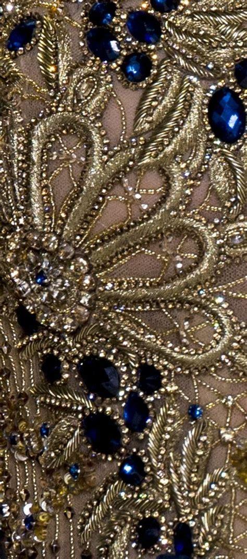 elie saab spring  haute couture  textiles