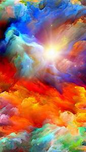 COLORFUL CLOUDS, IPHONE WALLPAPER BACKGROUND | IPHONE ...
