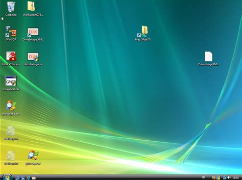 windows vista remettre corbeille bureau bloggergateway