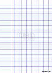 quotfeuille papier a carreaux en vectorielquot fichier vectoriel With feuille petit carreau