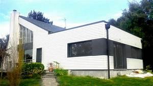 Prix M2 Extension Maison Parpaing : extension ossature bois toit plat vi22 jornalagora ~ Melissatoandfro.com Idées de Décoration