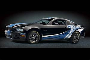 New Ford Mustang Cobra Jet Concept Sports Twin-Turbo 5.0-liter EcoBoost V8 [w/Video] | Carscoops
