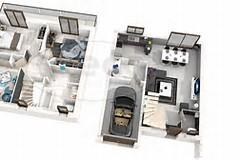hd wallpapers simulation plan maison 3d gratuit wallpaper-desktop ... - Simulateur Plan Maison 3d Gratuit
