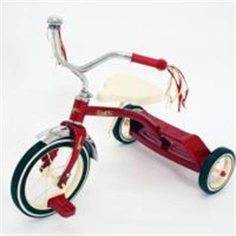 Radio Flyer Dual Deck Tricycle Canada by Classic Flyer Retro Trike 12 Quot Toys Tricycles
