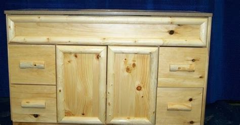 knotty pine bathroom vanity cabinets knotty pine rustic bathroom vanity products i love