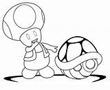 Toad Coloring Pages Mario Captain Luigi Deviantart Kart Super Lineart Yoshi Library Clipart Getcoloringpages Divyajanani Getdrawings Popular Clip sketch template