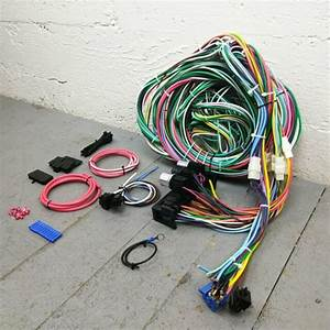 1934 Pontiac Wire Harness Upgrade Kit Fits Painless Fuse