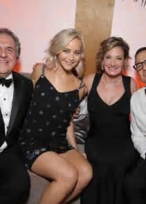 Jennifer Lawrence Golden Globes After Party