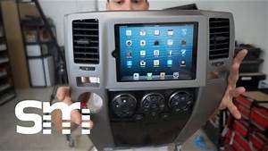 Ipad Mini Toyota 4runner - Dash Mount Install