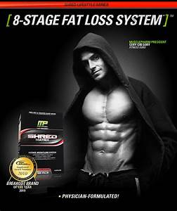 Healthy Living  Product Review  Shred Matrix Muscle Pharm