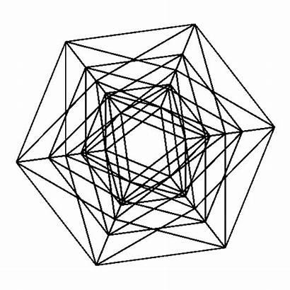 Geometry Geometric Solid Icosahedron Giphy Gifer Gifs