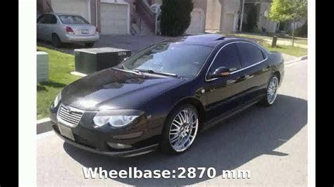 Chrysler 300m 2002 by 2002 Chrysler 300m Review Specs