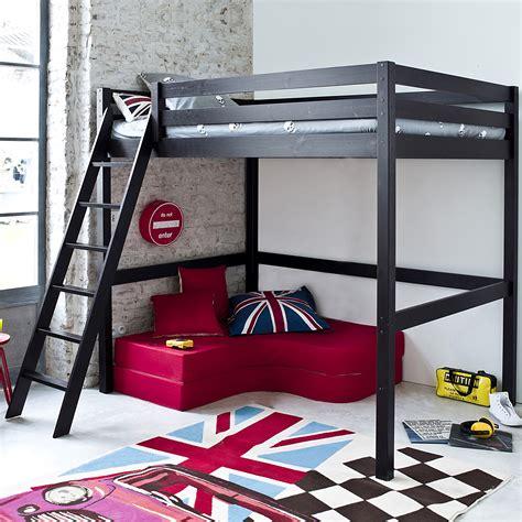 lit mezzanine 2 places avec bureau stunning mezzanine chambre lit ideas nettizen us