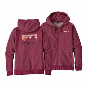 Patagonia Shop Sticker Lightweight Full-Zip Hoody Women ...