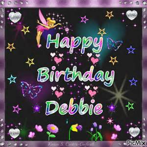 cake top happy birthday debbie picmix