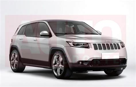 suv jeep 2016 rendering of jeep c suv smaller than renegade