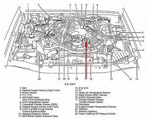 2000 Nissan Xtera Auto Trans Shifts Through Gears Hard