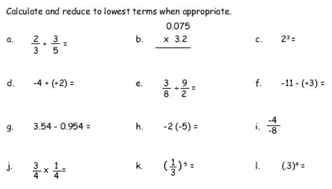 Multiplying And Dividing Rational Numbers Worksheet With Answers Worksheets For All Download