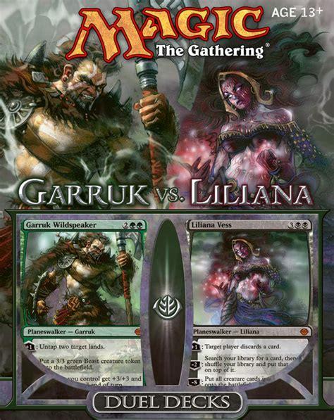 deck mtg duel decks casual magic
