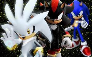Sonic Shadow Silver Wallpaper by Willdx on DeviantArt