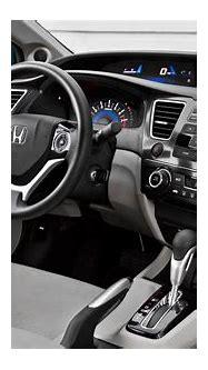 Sports Cars: Honda civic 2013 interior
