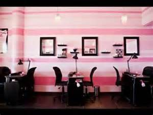 easy diy beauty salon decorations ideas youtube