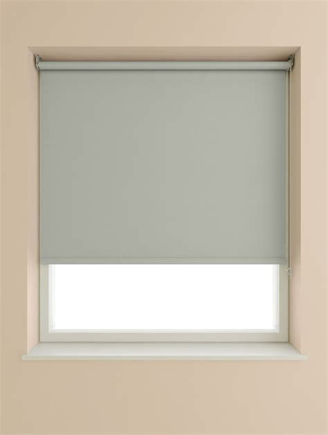 the light that blinds light grey blackout roller blind
