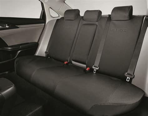 honda civic hatchback rear seat cover