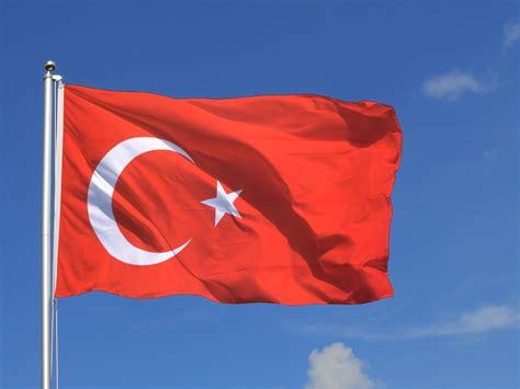 Große Türkei Flagge - 150 x 250 cm - FlaggenPlatz.de
