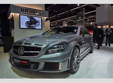 Brabus 850 Shooting Brake 60 Biturbo 4Matic [Live Photos