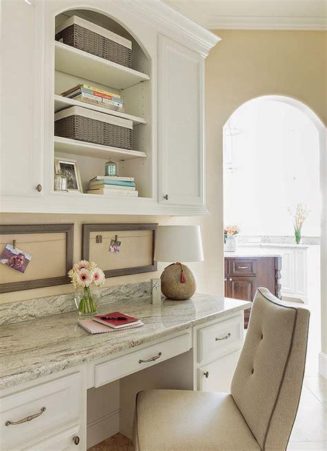 kitchen desk ideas family home interior design ideas home bunch interior design ideas