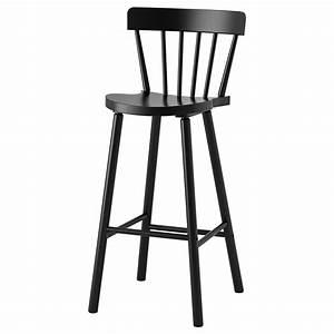 Tabouret De Bar Ikea : norraryd tabouret de bar dossier noir 74 cm ikea ~ Teatrodelosmanantiales.com Idées de Décoration