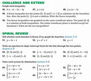 Glencoe Algebra 2 1 4 Writing Linear Equations
