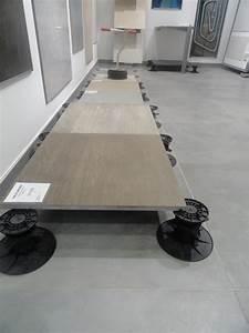 Pose Terrasse Bois Sur Gravier : comment faire une terrasse en bois sur plot beton 18 ~ Premium-room.com Idées de Décoration