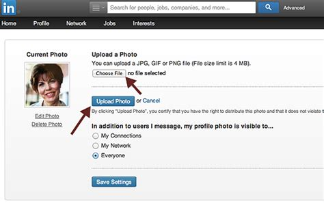 linkedin profile picture tips to get your profile noticed