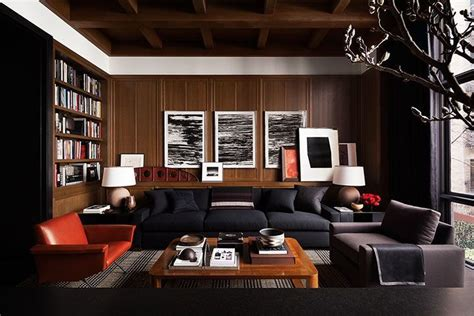 super cool rooms  wood paneling