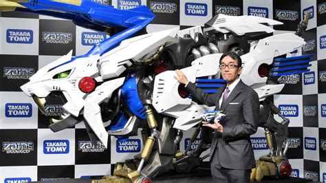 zoids wild game switch series absence coming takara tomy japan