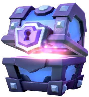 Clash Super Magical Royale Chest
