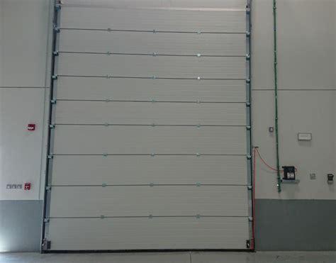 overhead sectional doors industrial sectional overhead doors