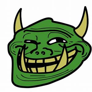 Classic Troll Trollface | Trollface / Coolface / Problem ...