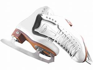 Riedell Ice Skates 223C Stride Ladies Shoes w/ Capri Blade