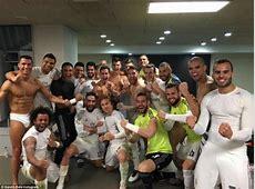 Barcelona 12 Real Madrid Karim Benzema and Cristiano
