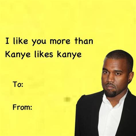 Valentine Day Card Meme - 25 funny celebrity valentine s day cards smosh