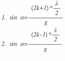 Brechungswinkel Berechnen : physik doppelspalt formel minima nanolounge ~ Themetempest.com Abrechnung