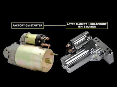 Ford 460 Torque Mini Starter Wiring Diagram by Gm Starter Connections