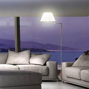Led Stehlampe Messing Dimmbar : stehleuchte stehlampe wohnzimmer standleuchte messing matt leselampe designlampe ebay ~ Bigdaddyawards.com Haus und Dekorationen