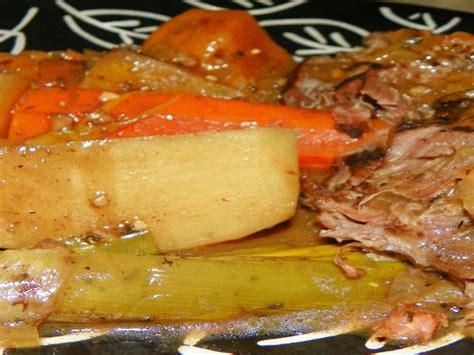 classic pot au feu crock pot or le creuset recipe food