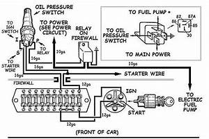 Another Electric Fuel Pump Wiring Question