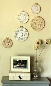 Wall Decor Ideas Using Recycled Materials DIY Recycled