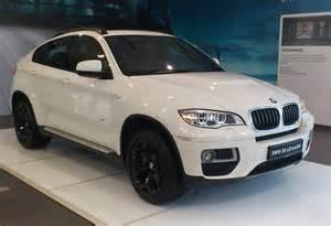 BMW X6 SUV Price